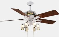 52 inch electrical decorative ceiling fan pull chain ...