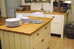 White Freestanding Kitchens O Oak Free Standing Kitchens