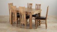 5ft Dining Table Sets | Oak Furniture Land