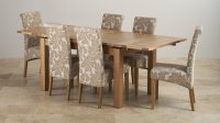 Extending Dining Sets | Oak Furniture Land