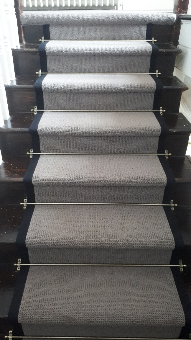 Bloomsbury 100 Wool Carpet Fitted With Jubilee Antique