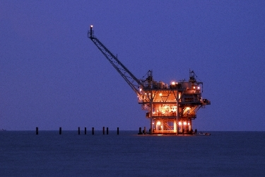 We supply steel to the offshore industry in Asia