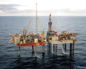 Figure 25: Heavy steel plates for offshore platforms, Siri