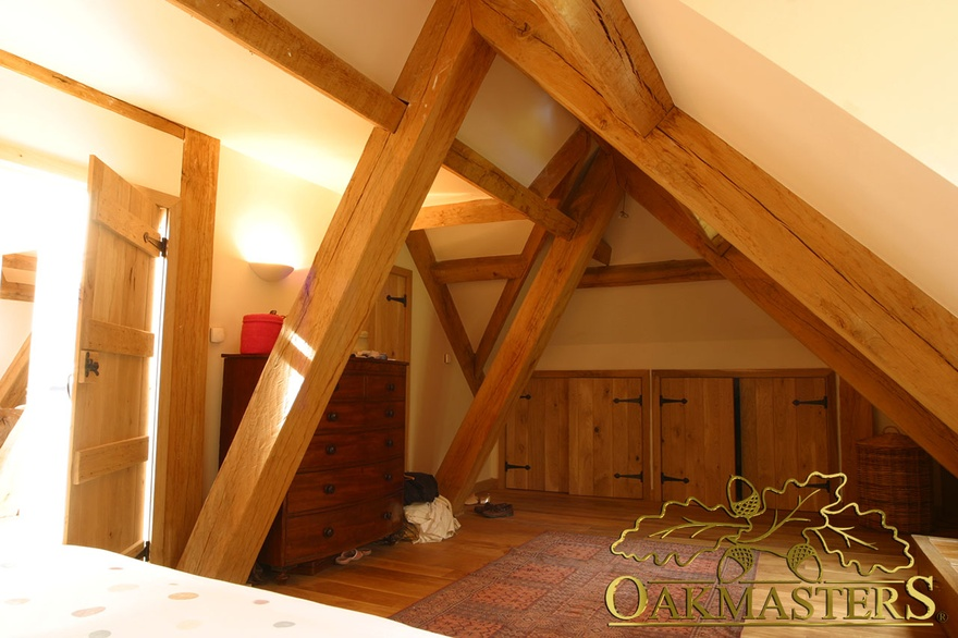 Trusses And Roofs For Lofts And Attics Oakmasters