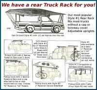 Truck Tonneau Cover Canoe