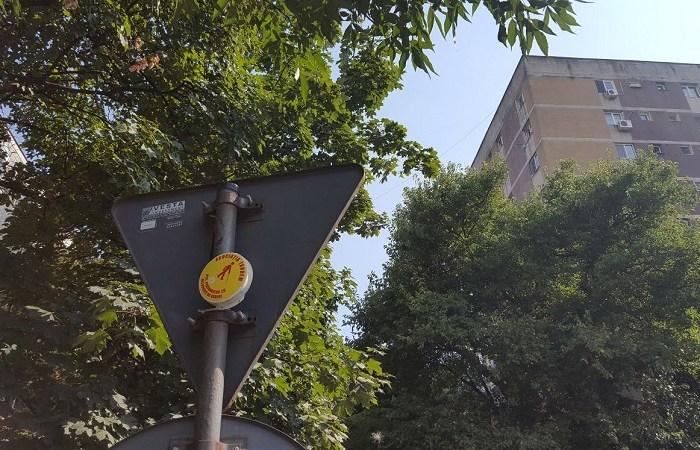 Asociația Tandem a montat în București 3.500 de dispozitive pentru nevăzători
