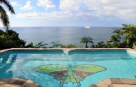 St. Lucia's Butterfly Beach House Rental