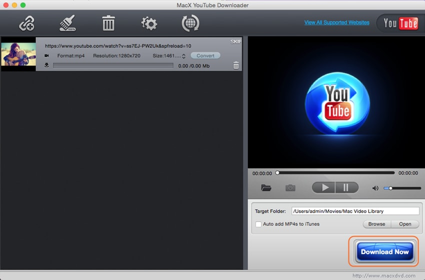 pause resume youtube downloader