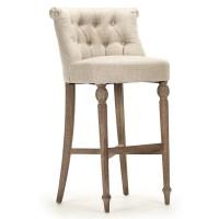unique button tufted bar chair chairs bar stool bar stools ...