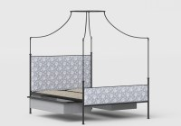 Waterloo - Iron Four Poster Bed - The Original Bedstead ...