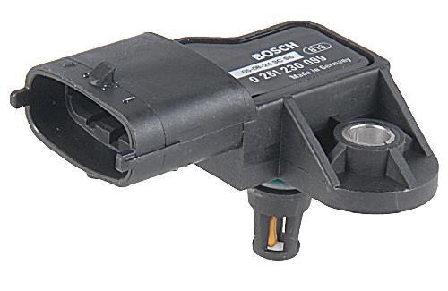 P0105 Manifold Absolute Pressure/Barometric Pressure Circuit