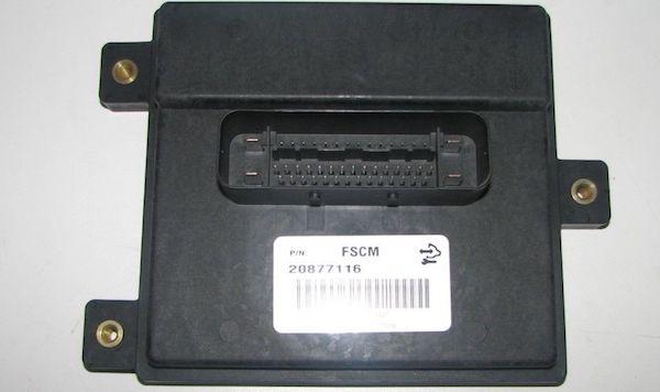 P025A Fuel Pump Module Control Circuit/Open
