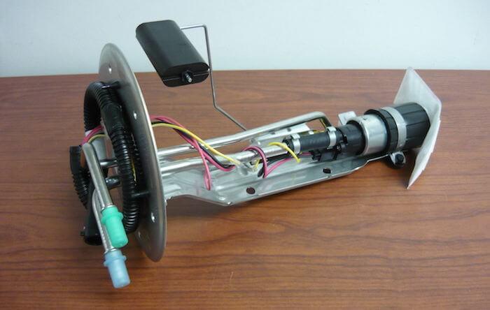 P0627 Fuel Pump A Control Circuit /Open