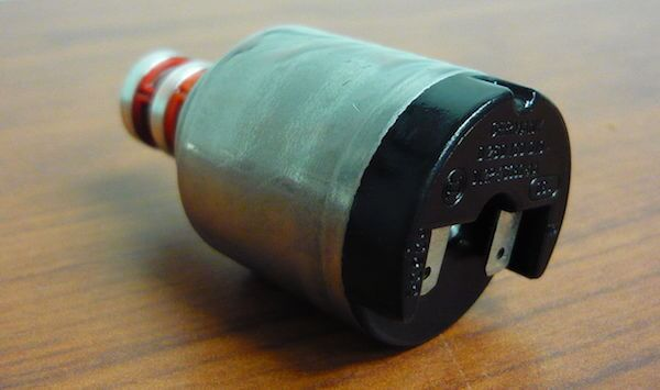 P0748 Pressure Control Solenoid A Electrical