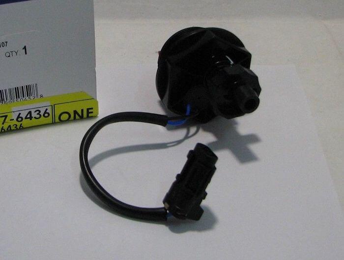 P2266 Water in Fuel Sensor Circuit Low