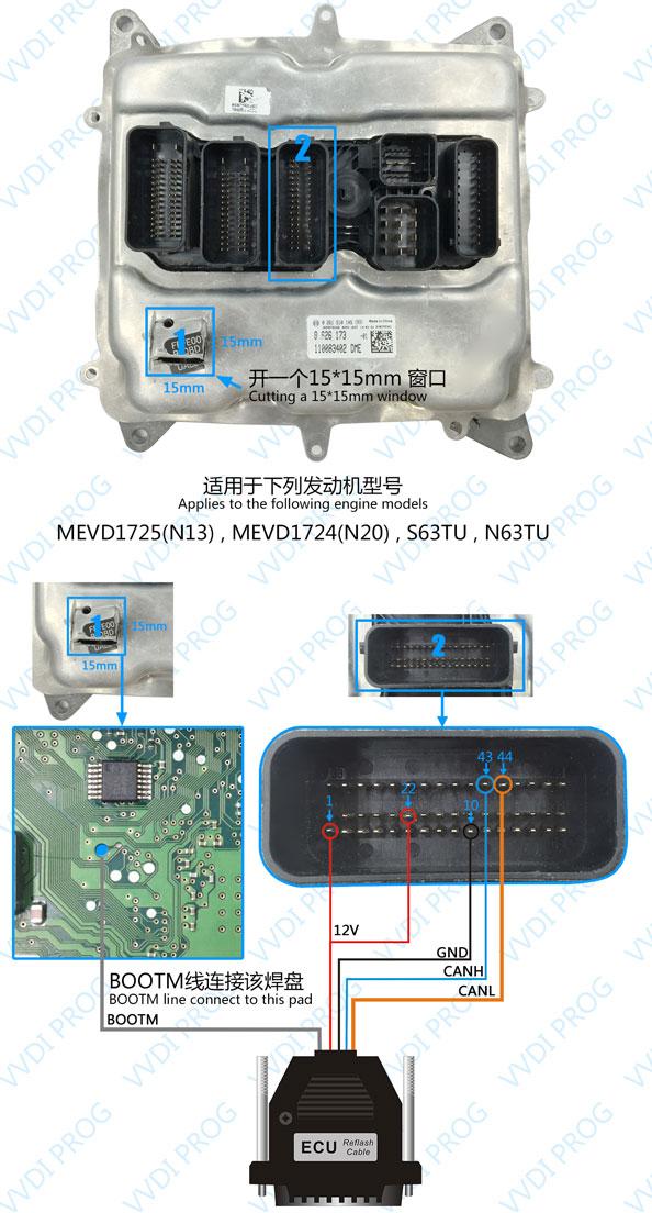 Original Latest Version V481 Xhorse VVDI-Prog VVDI prog Super