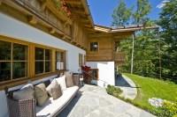 Landhaus mit Blick auf Kitzbhel