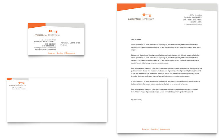 Free Stationery Templates For Word – Free Business Stationery Templates for Word