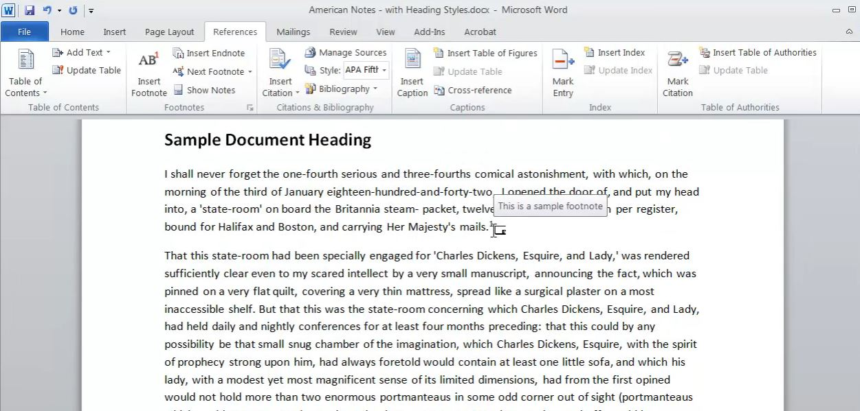 mla word document - Intoanysearch