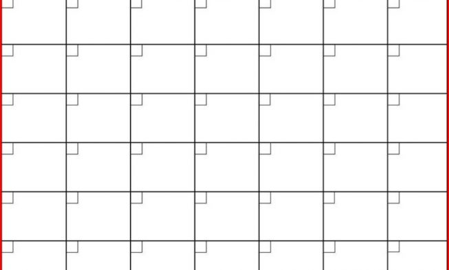 Points to Note in Calendar Templates - calendar templates