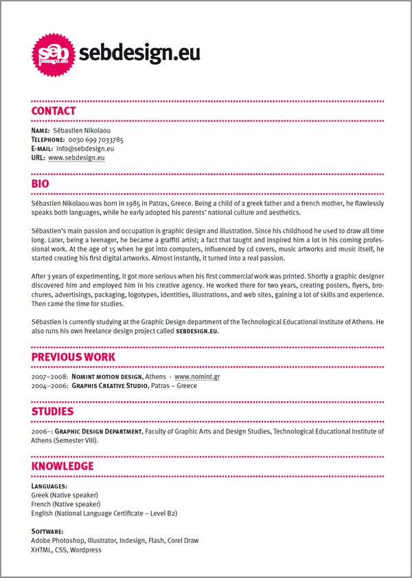 How to Create an Impressive Resume?