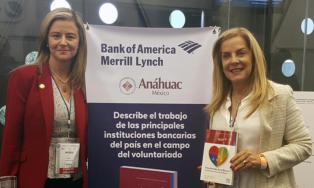 Ingrid García, titular de la Cátedra Bank of America Merrill Lynch – Anáhuac