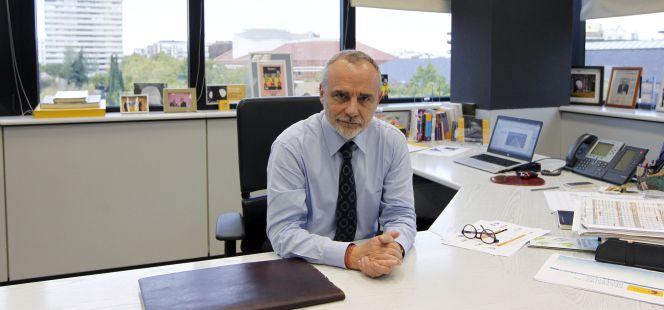 Paco Polo Director de Comunicación en Ferrovial