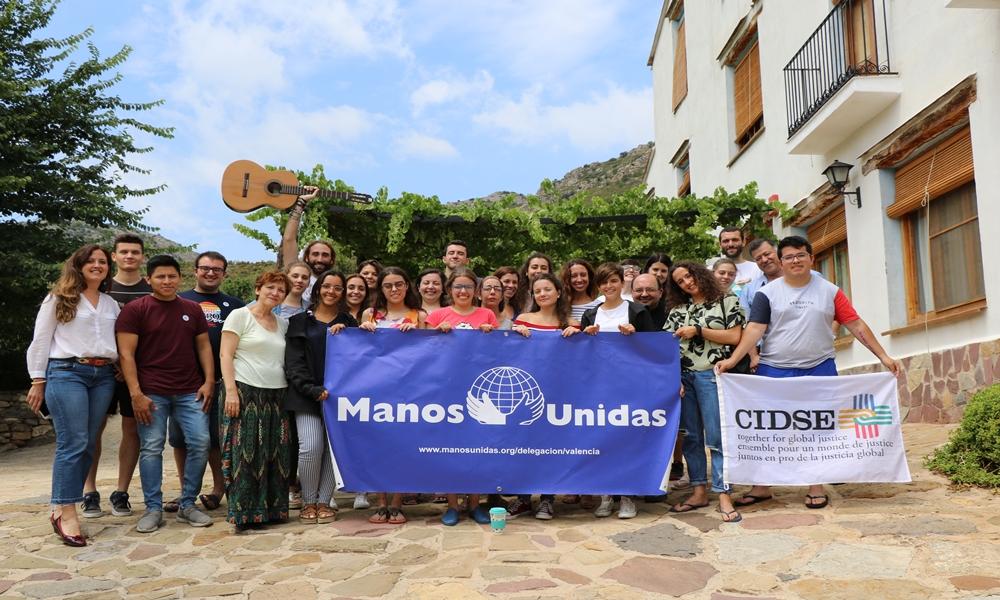 Jóvenes de Manos Unidas crean un Decálogo para vivir de manera más sostenible
