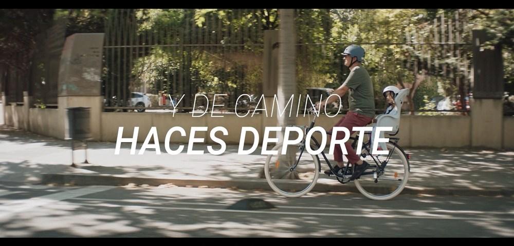 Decathlon lanza una nueva campaña para promover la movilidad sostenible