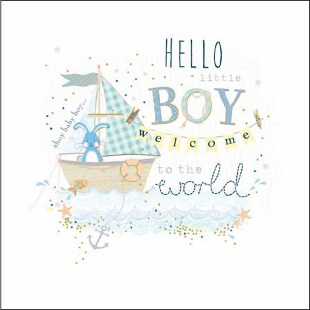 welcoming baby card - Selomdigitalsite