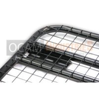 OCAM Steel Full Length Flat Roof Rack for Patrol Pajero ...