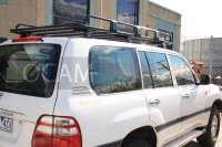 Aluminium Full Length Tradesman Roof Rack For Toyota ...