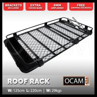 OCAM Aluminium Roof Rack For Toyota Landcruiser 200 Series ...