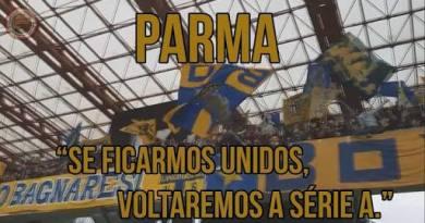 O retorno do Parma