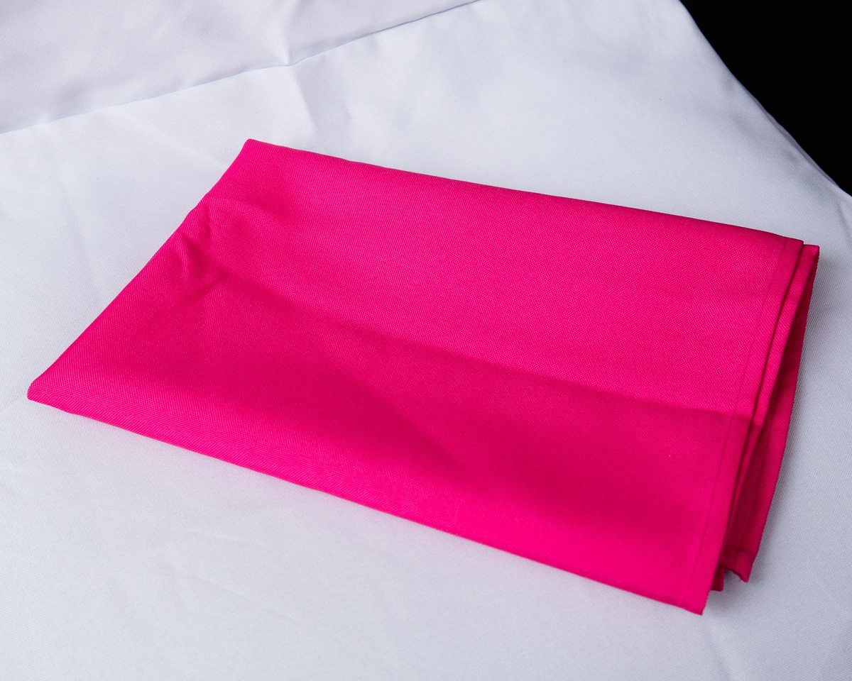 Polyester Table Napkin Occasions Linen Rental