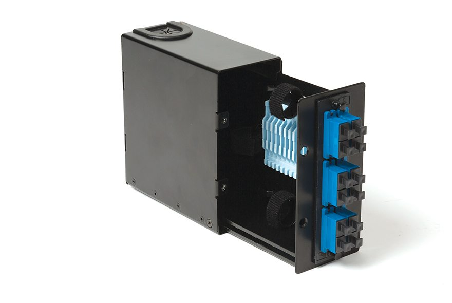 Din Rail System Enclosures Optical Cable Corporation