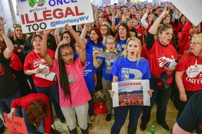 West Virginia Teachers Take a Big Step Forward, But the Struggle Continues | Occupy.com