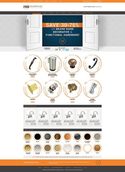 eBay templates, eBay Store Design, Shopify Themes  BigCommerce - ebay store templates