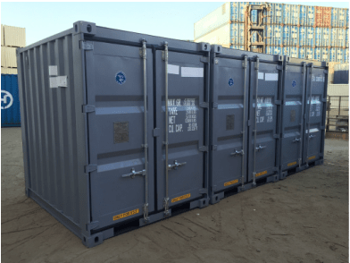 Tricon Shipping Container Tricon Container Dimensions