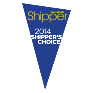Shippers Choice Award