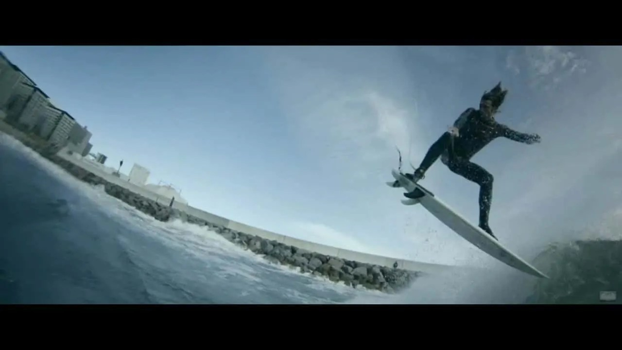 BARCELONA SURFEA by Frank Mc Films