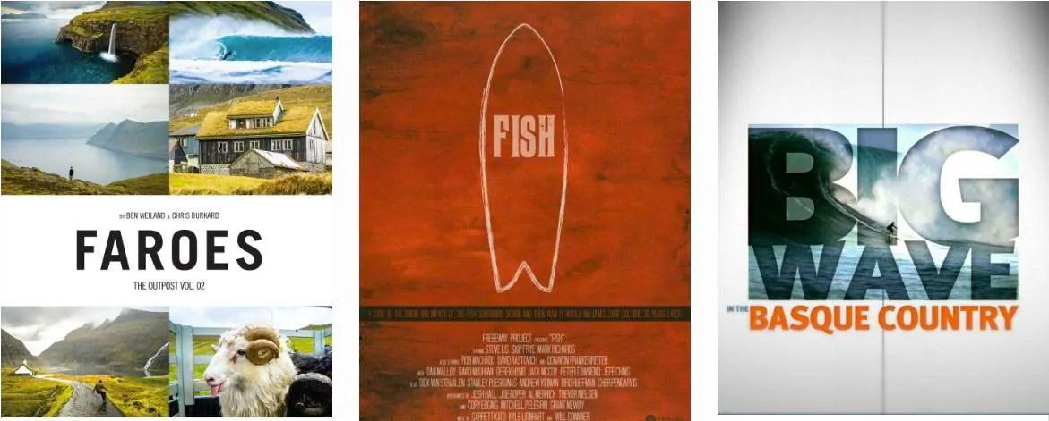 Ya empieza el Barcelona Surf film Festival