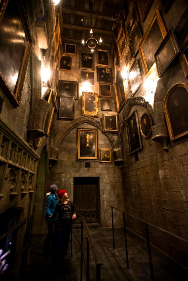 Moveing Gravity Falls Wallpapers Harry Potter Helps Universal Studios Hollywood Turn It Up