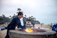 Orange County beach fire pits: How to snag, hold your spot ...