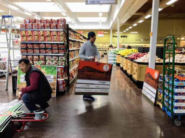 Zion Market Opens New Concept Asian Grocery Store In