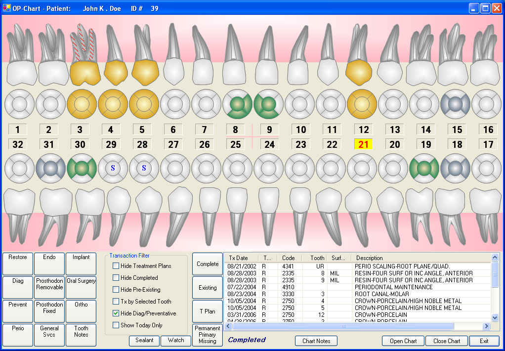 dental tooth charting symbols - Mendicharlasmotivacionales