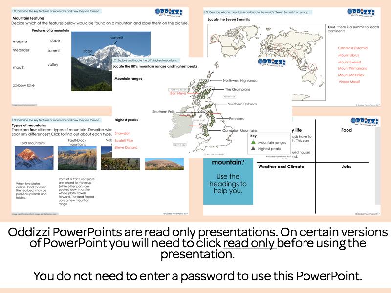 PowerPoints - Oddizzi