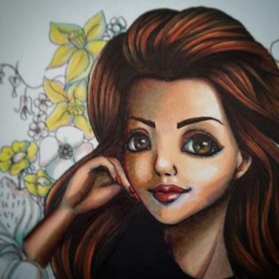 Portrait de ma soeur