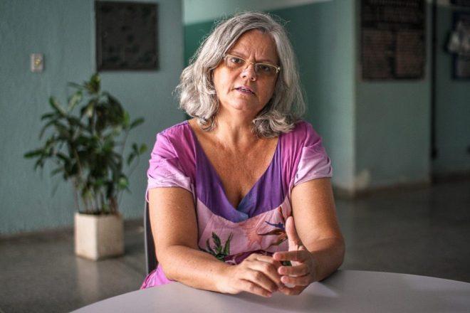 Debora Calheiros por Bruno Cidade