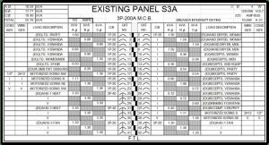 120v Receptacle Wiring 208v Single Phase And 208v 3 Phase Oem Panels